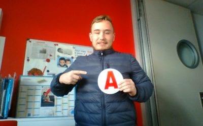 Bravo à Florian!!!